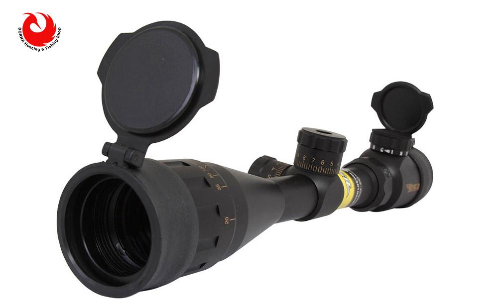 دوربین تفنگ BSA 4.16x44 AOEYS درپوش