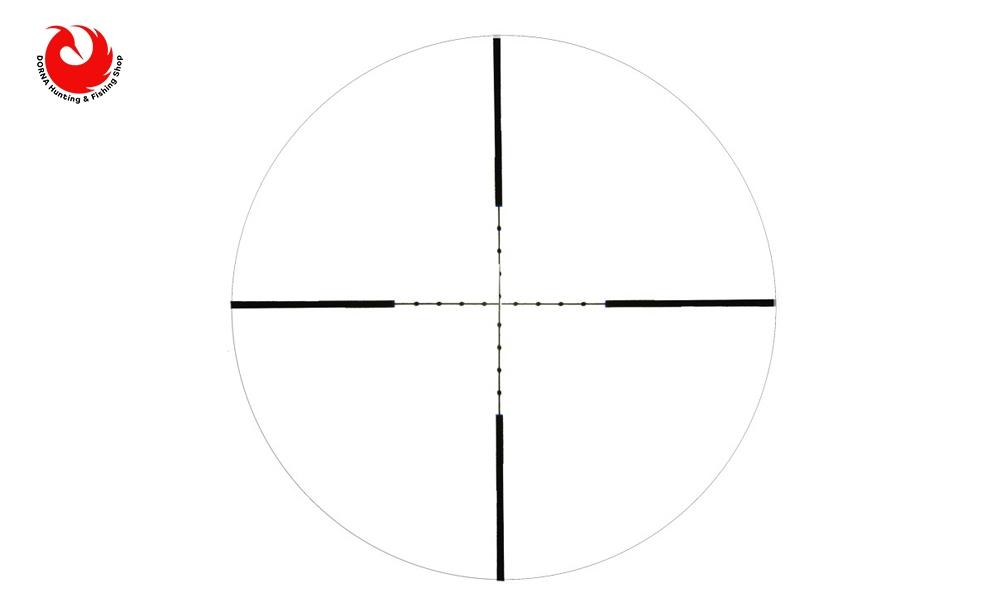 رتیکل دوربین تفنگ BSA 4.16x44 Sweet