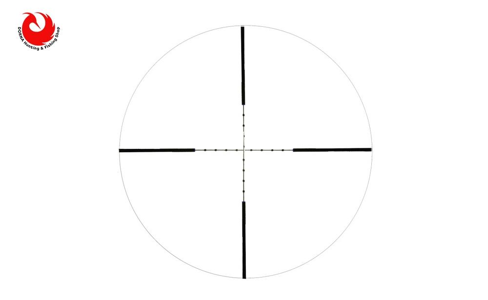 رتایکل دوربین تفنگ BSA 4.16x44 Target Turrets