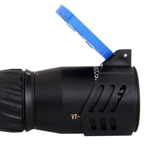 درپوش لنز دوربین تفنگ دیسکاوری 6.24x44