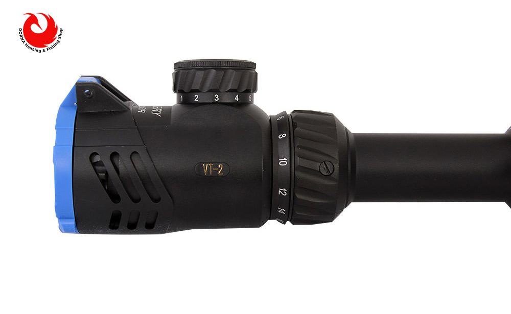 مشخصات دوربین تفنگ دیسکاوری 4.5.18x44 VT-2