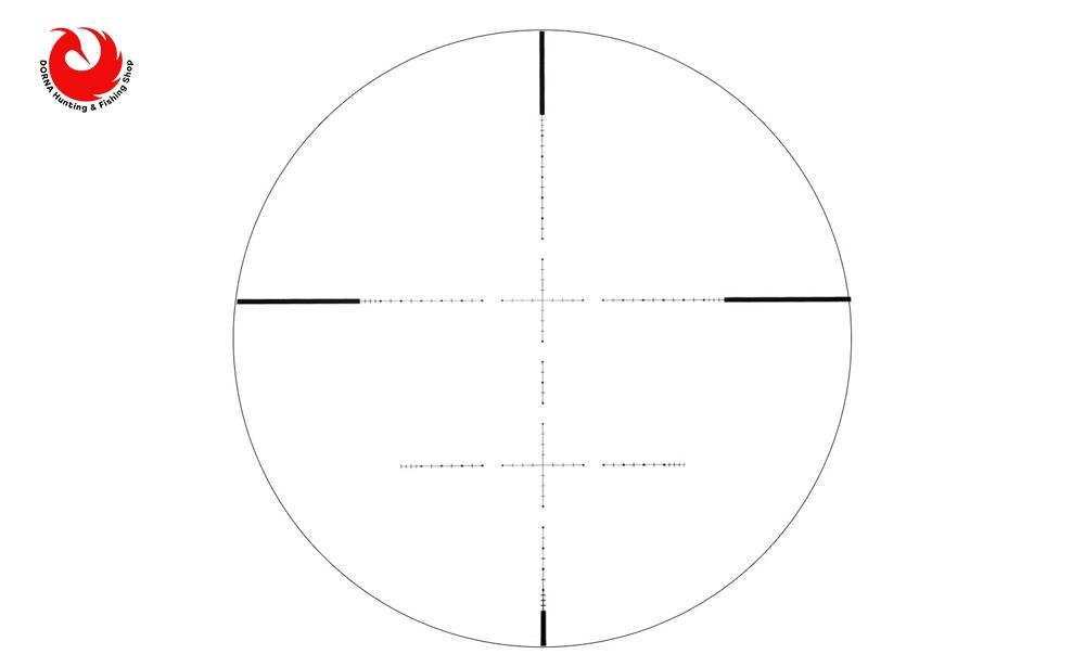 رتیکل دوربین تفنگ دیسکاوری 4.5.18x44 VT-2