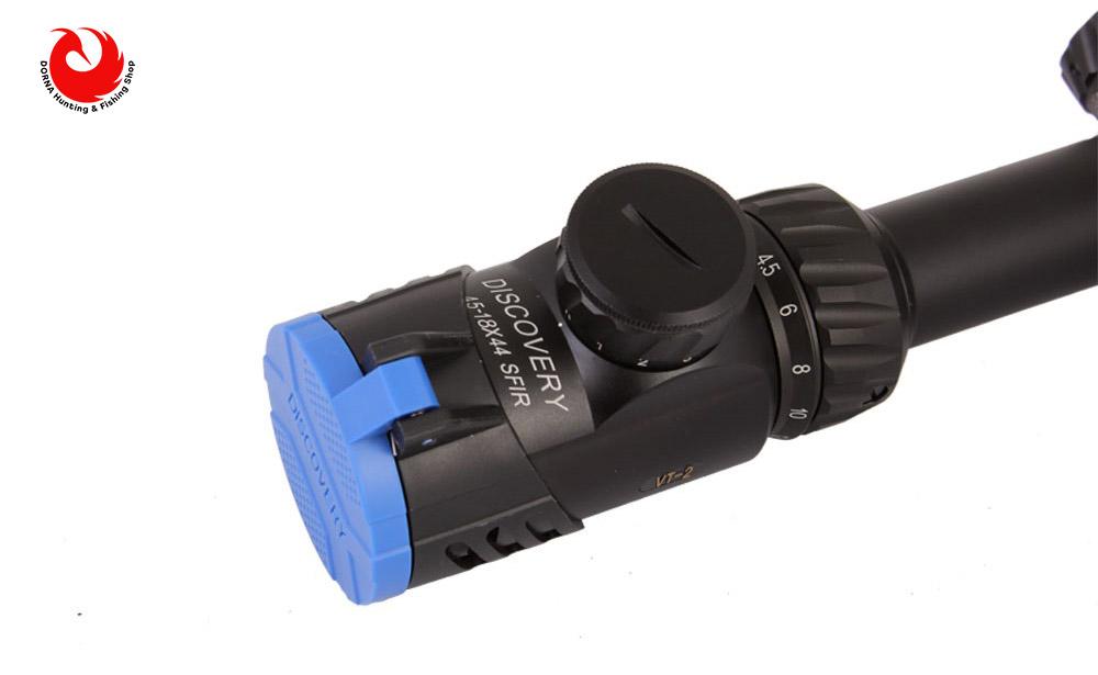 دوربین تفنگ دیسکاوری 4.5.18x44 VT-2 خرید