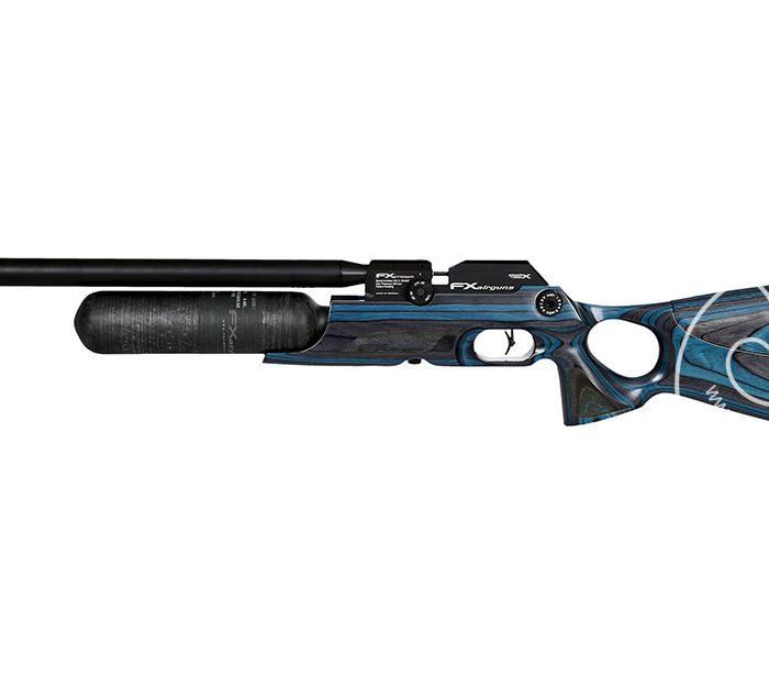 تفنگ بادی PCP اف ایکس کرون آبی