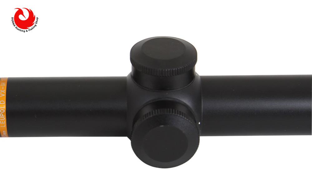 خرید دوربین تفنگ لئوپولد 1.5.5x20