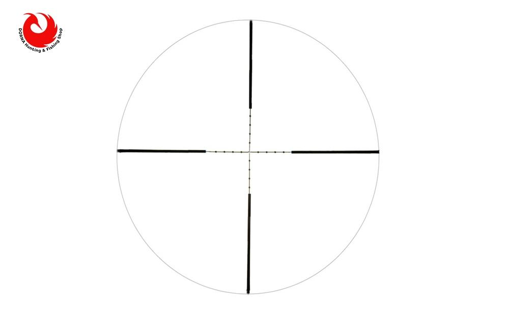 رتیکل دوربین تفنگ لئوپولد 1.5.5x20