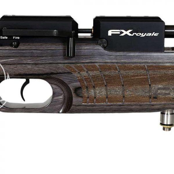 تفنگ pcp FX رویال 400