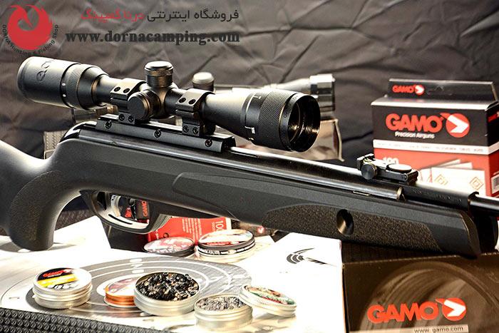 دوربین تفنگ بادی گامو بلک نایت