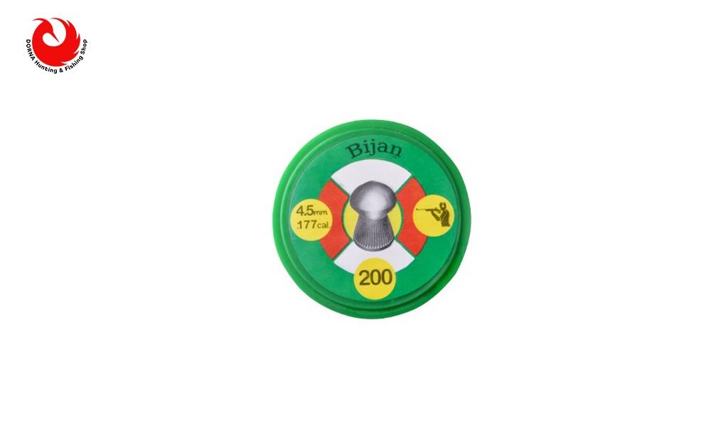 قیمت ساچمه بیژن سر گنبدی کالیبر 4.5
