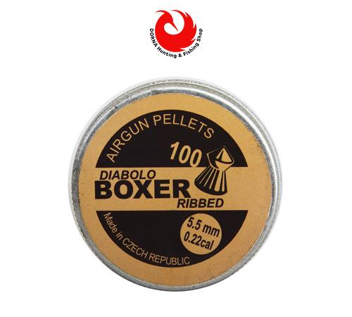 قیمت ساچمه دیابلو باکسر کالیبر 5.5