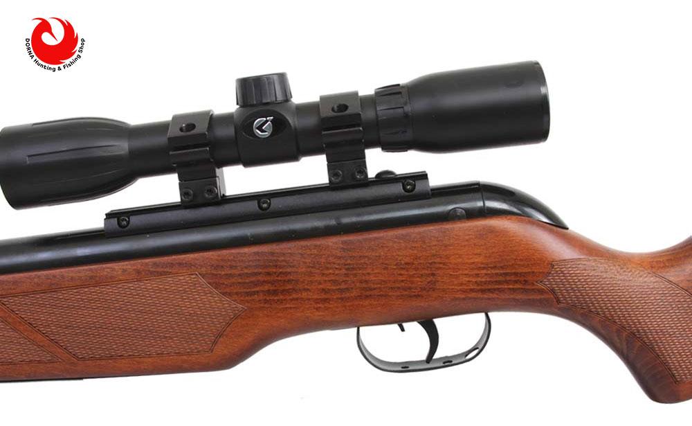 تفنگ بادی گامو هانتر دی بی دوربین