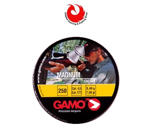 خرید ساچمه گامو مگنوم کالیبر 4.5