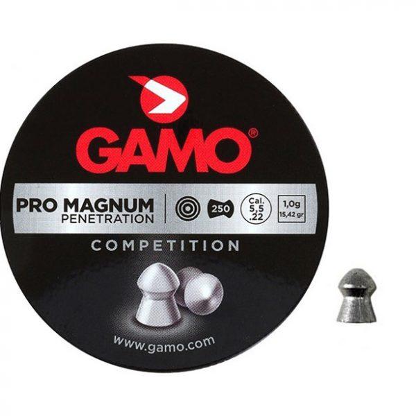 خرید ساچمه گامو پرومگنوم کالیبر 5.5