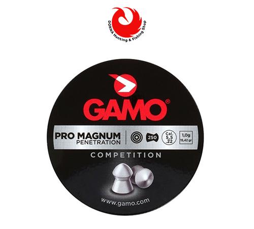 ساچمه گامو پرومگنوم کالیبر 5.5