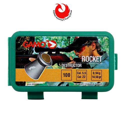 ساچمه گامو راکت کالیبر 5.5