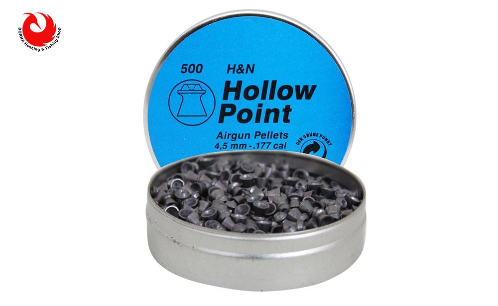 خرید ساچمه H&N هالوپوینت کالیبر 4.5
