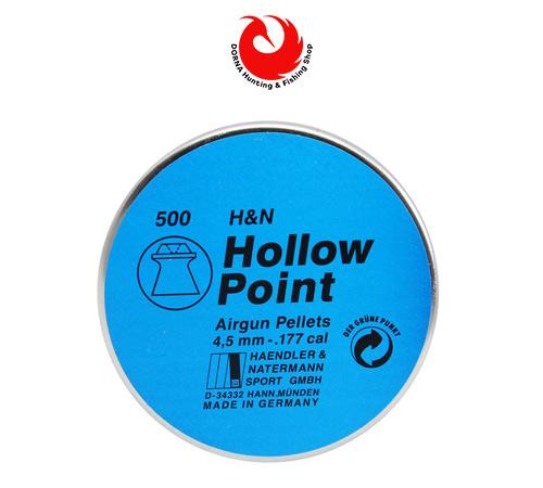 قیمت ساچمه H&N هالوپوینت کالیبر 4.5