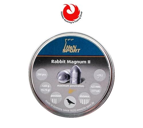 ساچمه رابیت مگنوم II کالیبر 4.5