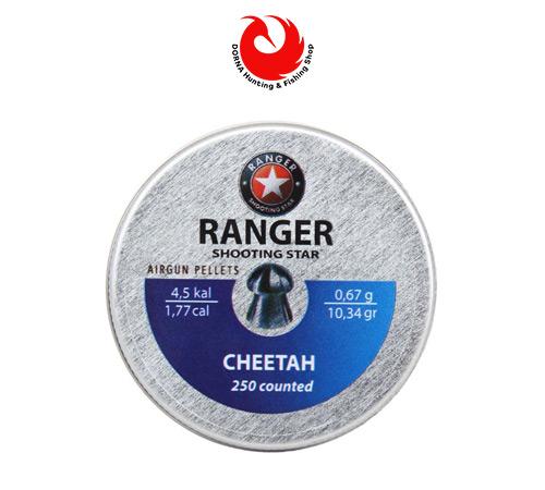 خرید ساچمه هاتسان رنجر چیتا کالیبر 4.5