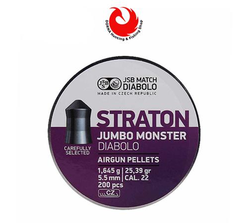 ساچمه JSB استراتون 5.5 گرین 25.39