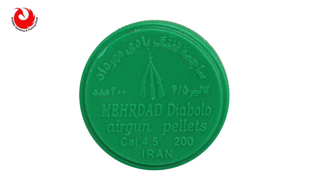 خرید ساچمه مهرداد دیابلو کالیبر 4.5