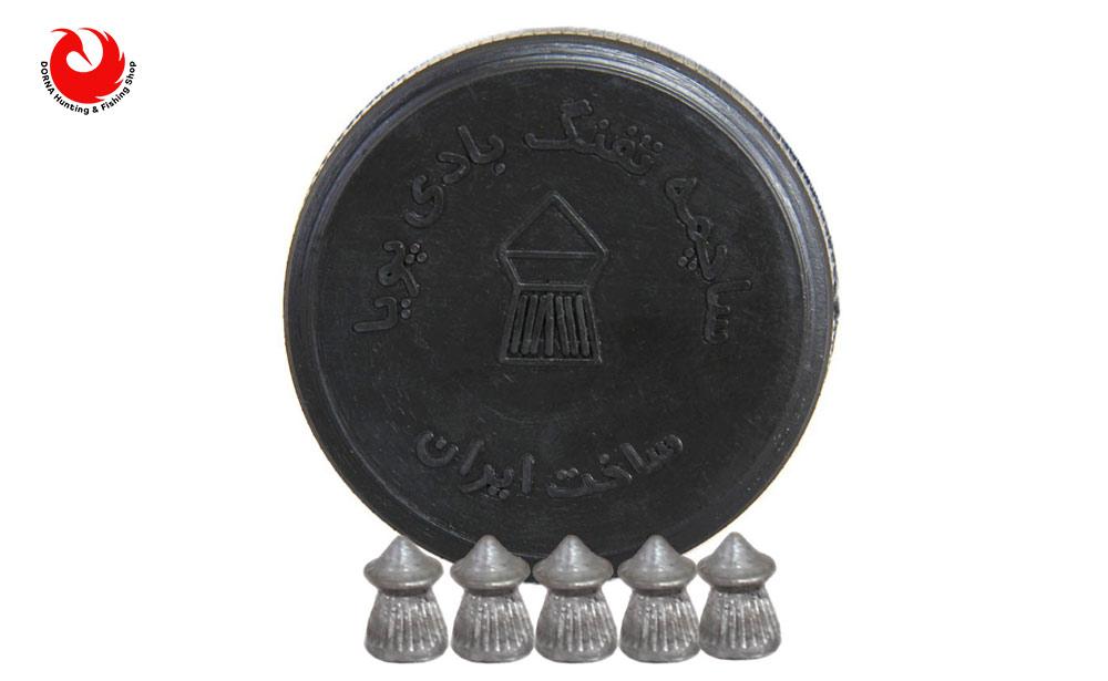 قیمت ساچمه پویا کالیبر 5.5