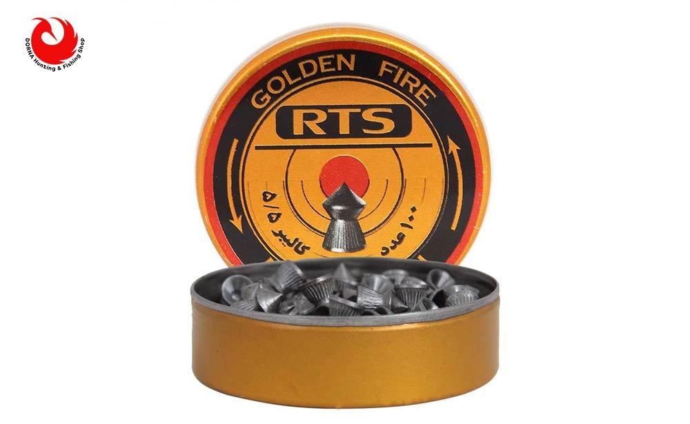 ساچمه RTS کالیبر 5.5