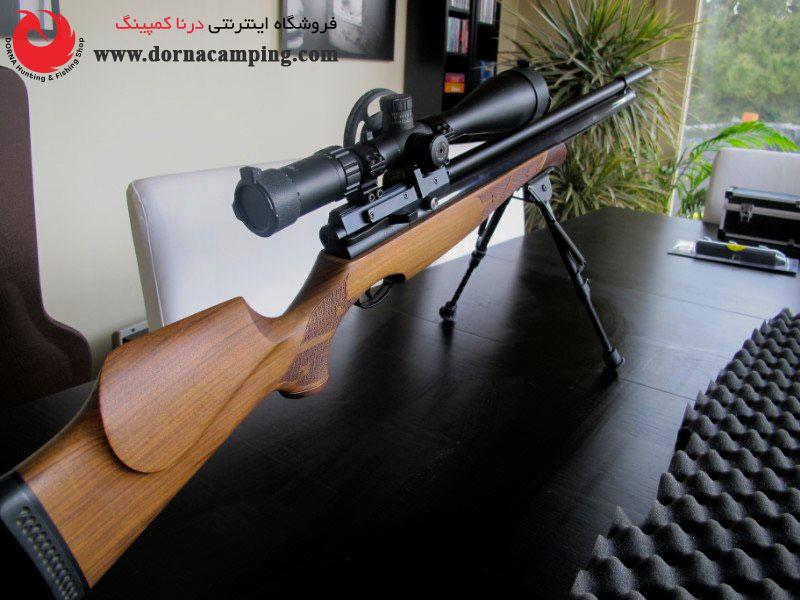 معرفی تفنگ ایرآرمز s510 Xtra