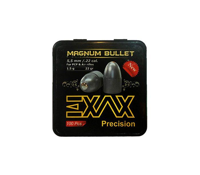 ساچمه EXAX گرین 22