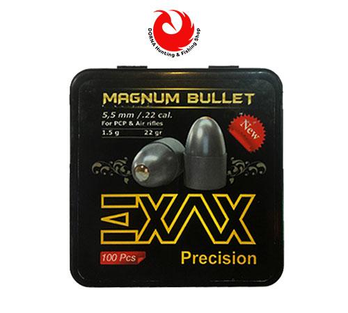 ساچمه EXAX کالیبر 5.5 – گرین 22