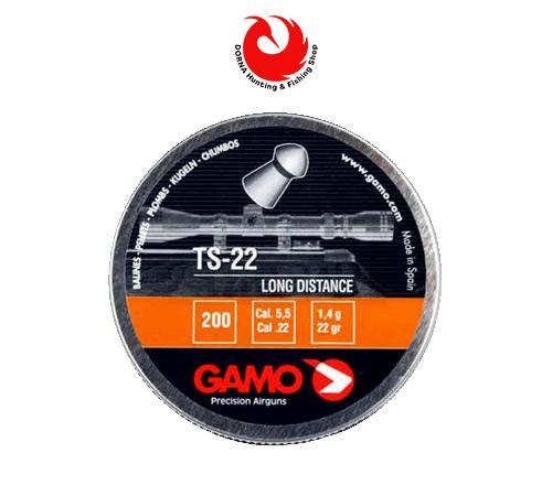 خرید ساچمه گامو TS - 22 کالیبر 5.5