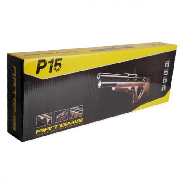 خرید تفنگ PCP آرتمیس p15