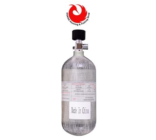 کپسول کامپوزیت 2.5 لیتر بالون گاز