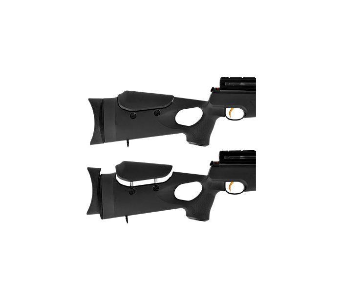 تفنگ pcp هاتسان AT44-10 قنداق فایبر