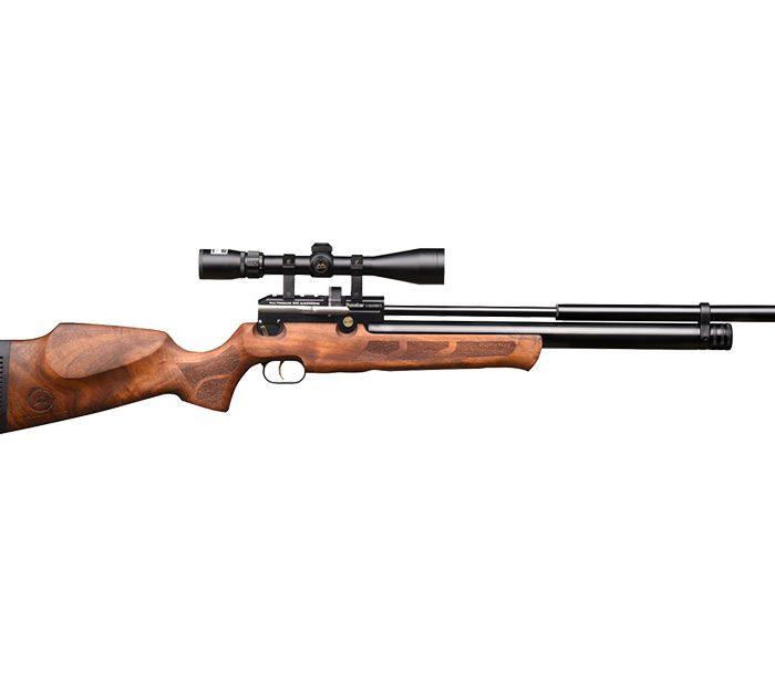 تفنگ pcp کرال پانچر مگا Mega W Silent