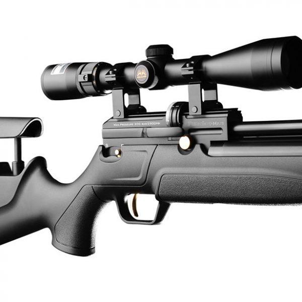 خرید تفنگ بادی pcp کرال پانچر مکسی سنتتیک