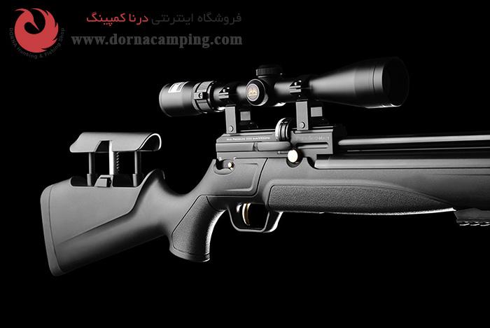 تفنگ بادی pcp کرال پانچر مکسی سنتتیک قنداق