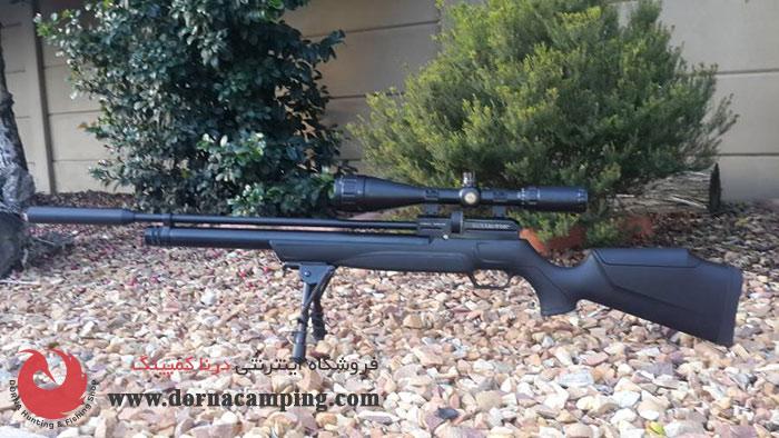 مشخصات تفنگ بادی pcp کرال پانچر مکسی سنتتیک