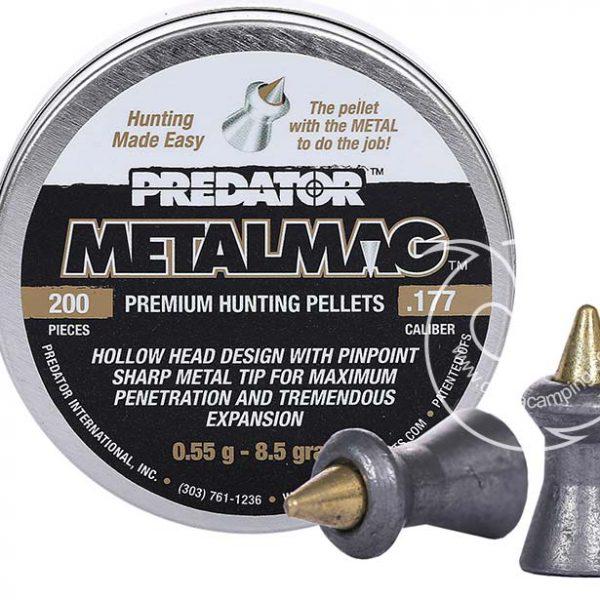 خرید ساچمه predator متال مگ کالیبر 4.5