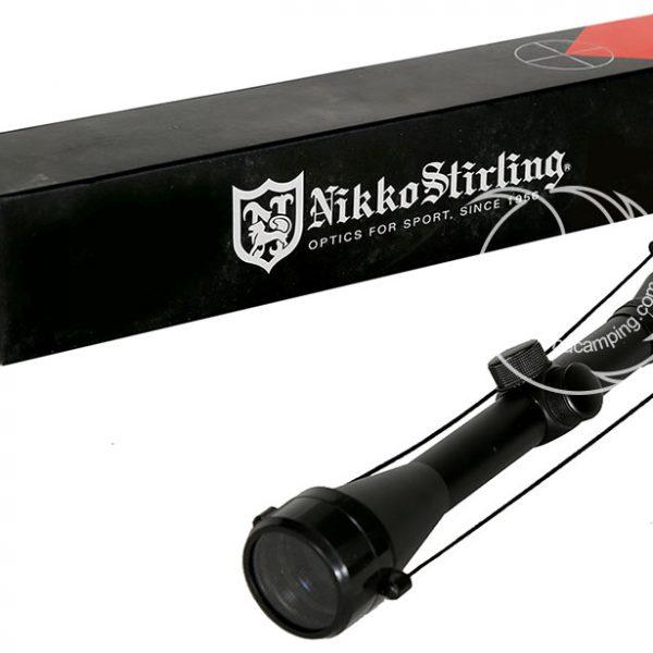 عکس دوربین تفنگ نیکواسترلینگ مدل Nikko 6X40