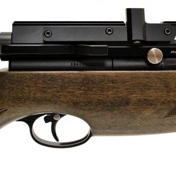 تفنگ pcp ایر آرمز 510 S – اکسترا فک سوپر لایت گرین