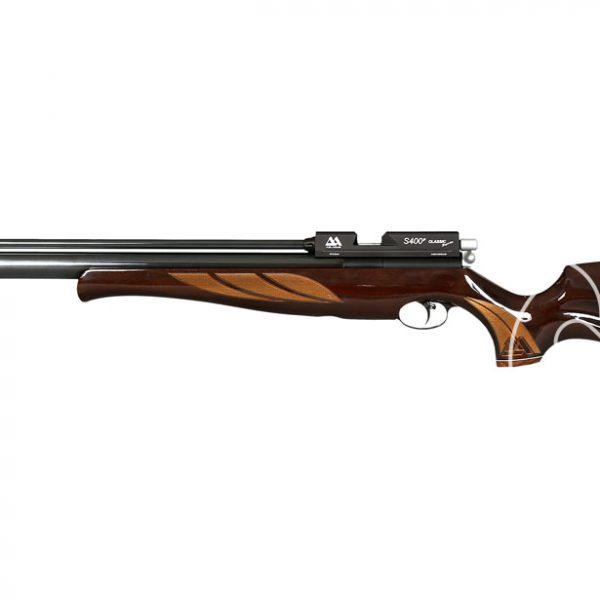 قیمت تفنگ بادی PCP ایرآرمز S400 F کلاسیک