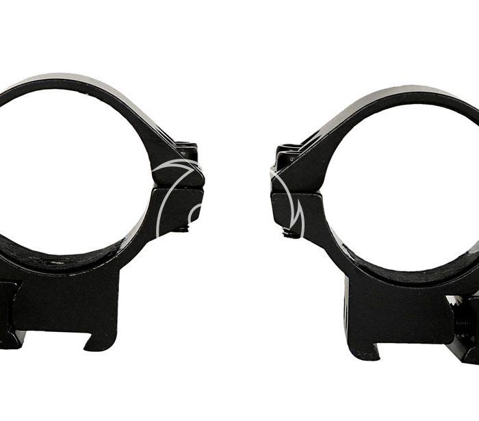 پایه دوربین تفنگ نیکواسترلینگ رینگ 30 ریل 11