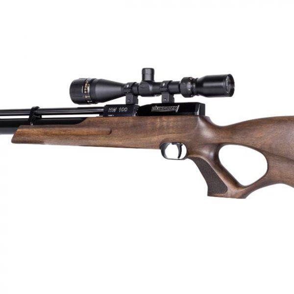مشخصات تفنگ بادی pcp وایرخ HW100 TK