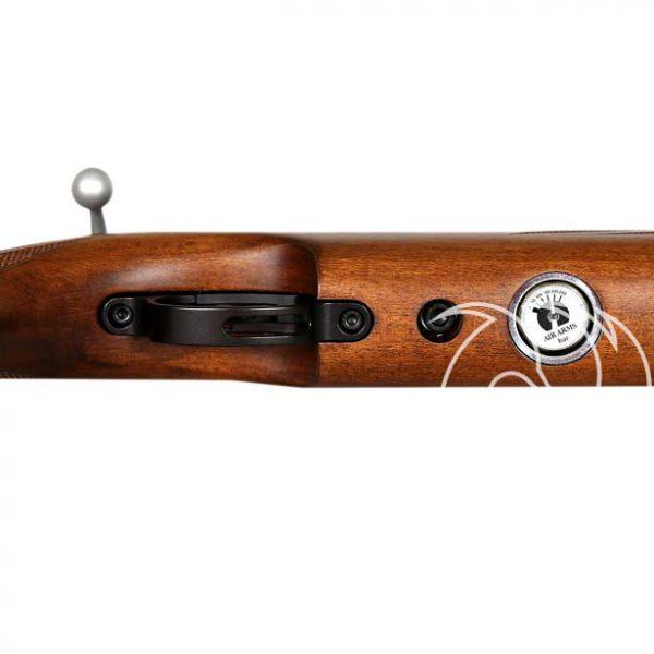 مشخصات تفنگ بادی PCP ایرآرمز S400 F کلاسیک