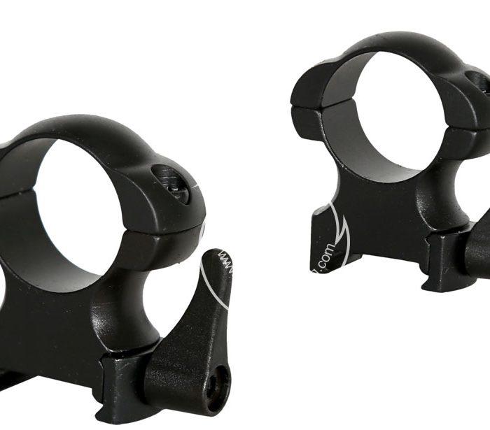 پایه دوربین تفنگ نیکواسترلینگ رینگ 25 ریل 22