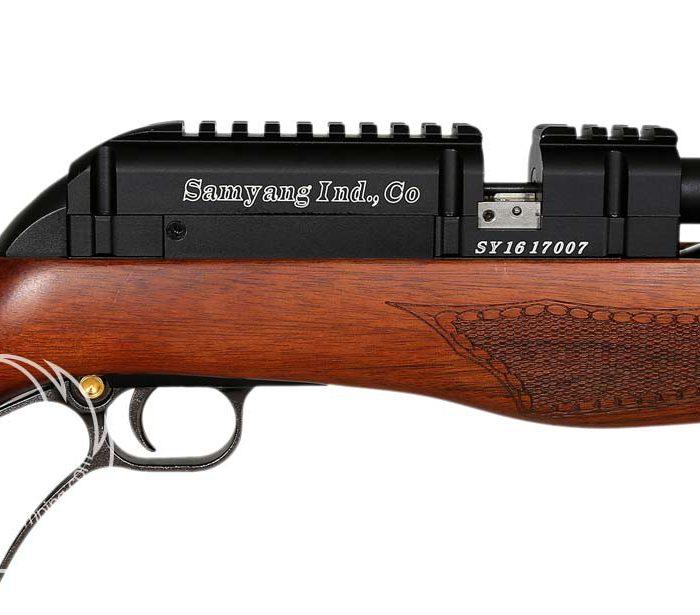 خرید تفنگ PCP سامیانگ ایگل کلو