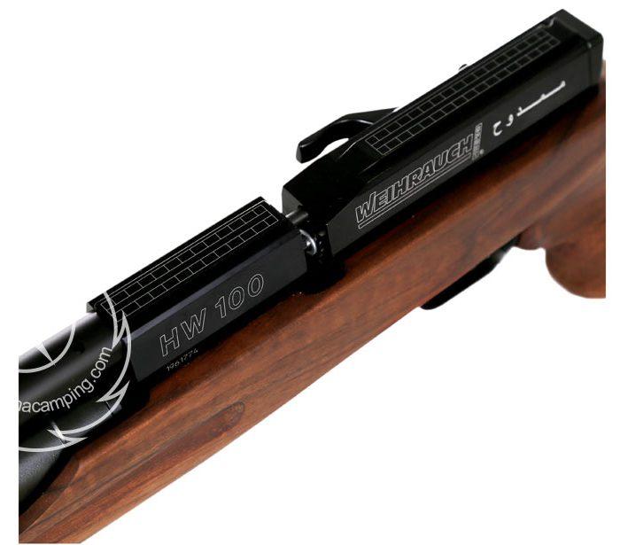 خرید تفنگ pcp وایرخ HW100 T FSB ممدوح
