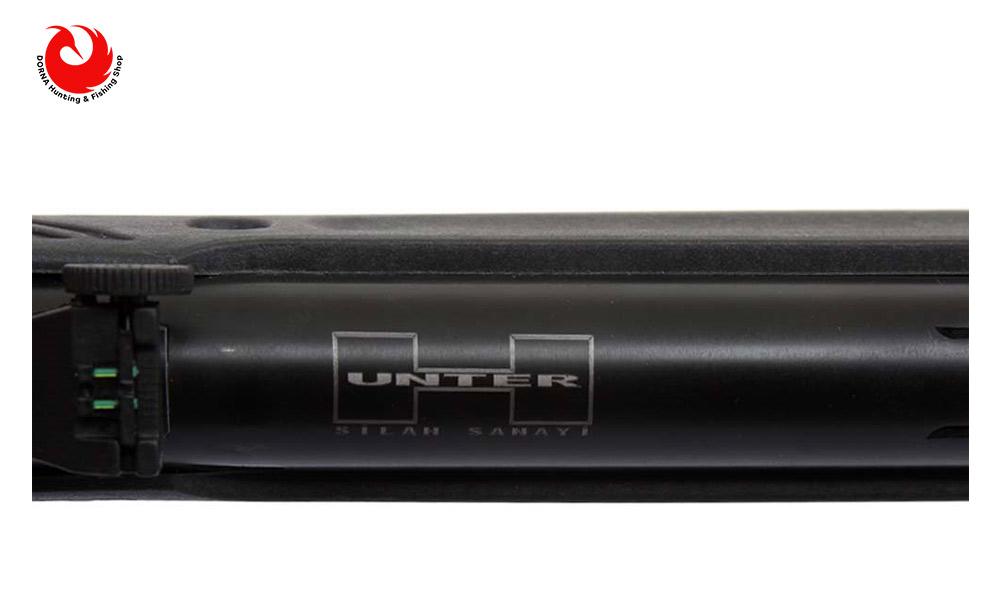 خرید تفنگ بادی هانتر 301 مدل 1100 مشکی