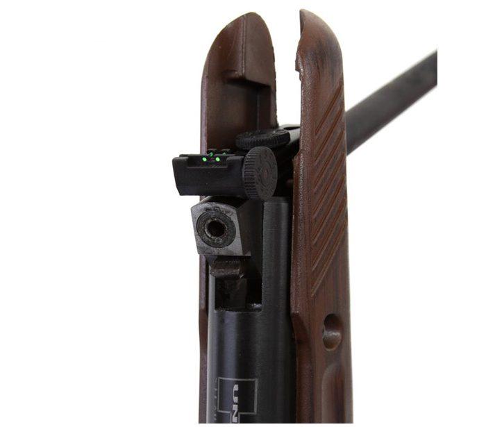 تفنگ بادی هانتر 301 مدل 1100 طرح چوب